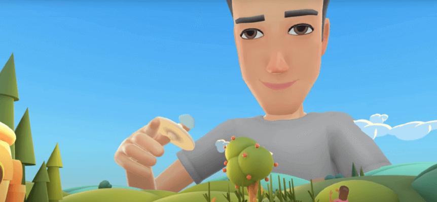 Facebook VR a gamifikácia