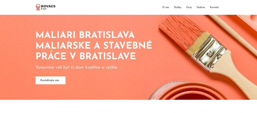 maliari Bratislava