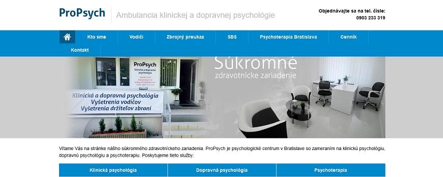 dopravný psychológ